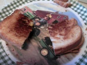 EJs sandwich